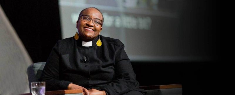 Rev. Nontombi Naomi Tutu
