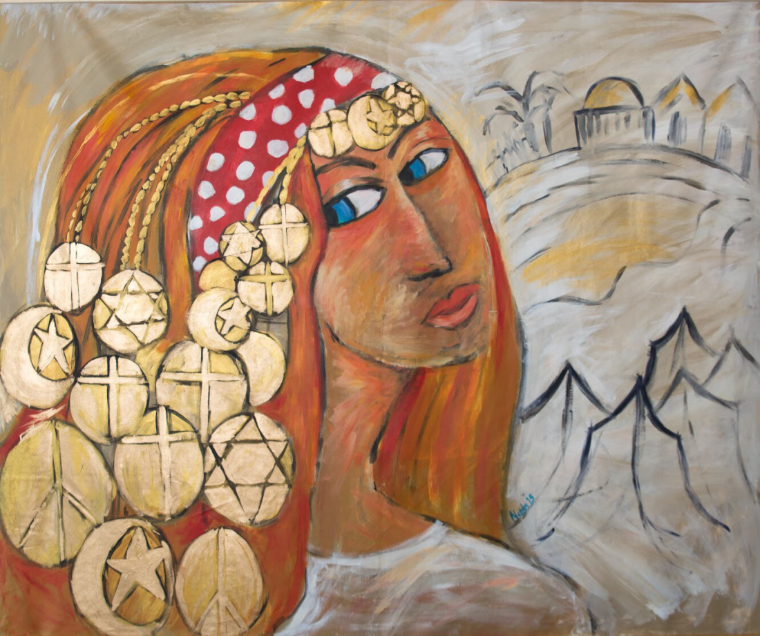 Nada Odeh's Artwork