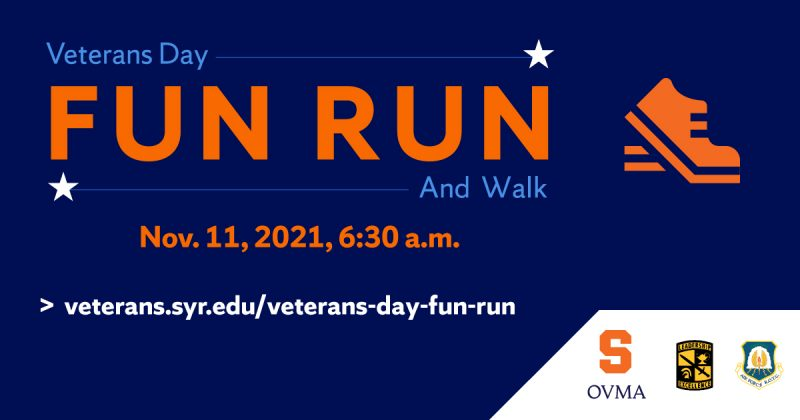 Veterans Day Run Run and Walk